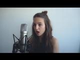 Heathens - Twenty One Pilots ( Кавер  Cover By Felicia Lu )