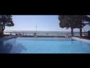 Адлер море пляж бассейн