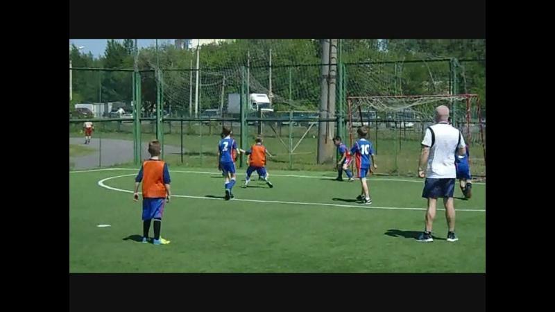 ФК Энергия-2010 vs. ФК Энергия-2009, игра 04.06.2017 г.