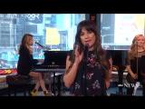 Lea Michele — «Run to You» on GMA (April 28, 2017)
