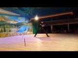 Кавказское застолье - Танец с кинжалами