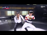 Ten (NCT) - Talking All That Jazz @ Hit The Stage 160928