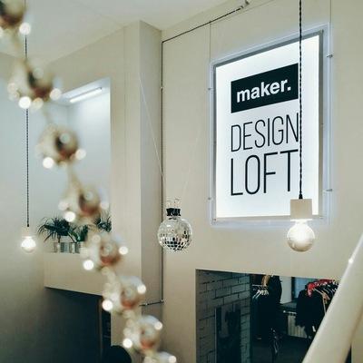 Maker Design-Loft