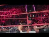 WWE EXCLUSIVE Amazing Slow-motion Footage Of The Hardy Boyz vs. Gallows &amp Anderson - April 3, 2017
