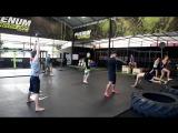 Школа бокса Good Old Boxing - Боксёрский кроссфит+спарринги(04.02.17)