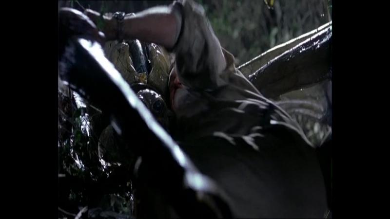 Арахнид (Arachnid) (2001) (Испанский Фильм Ужасов)