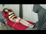 Red Riding Hood Gagged and Tickled