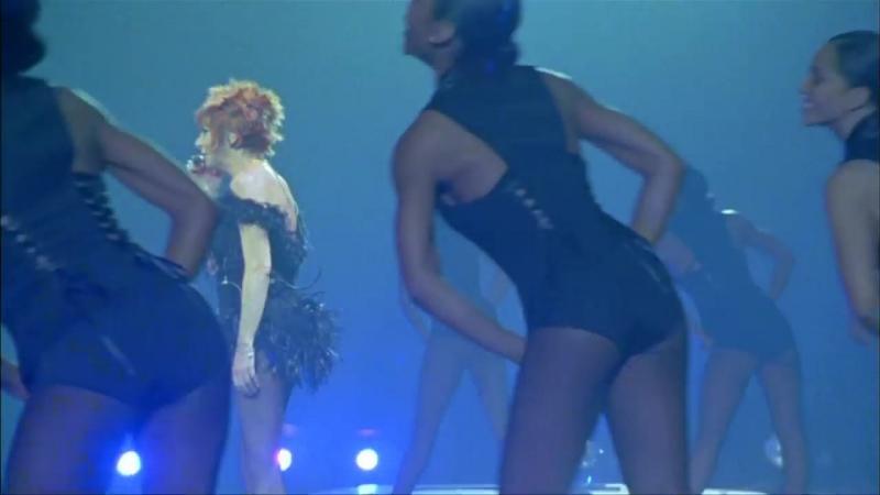 Mylène Farmer - C'est une belle journée (Live the Avant que l'ombre… à Bercy Tour, 2006)