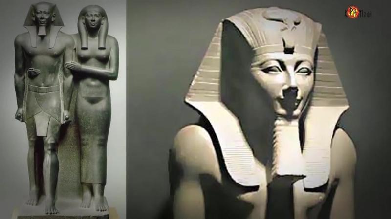 Фараоны Египта, ведут свою родословную от девяти братьев.