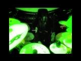 Joey Jordison 1 Slipknot самый быстрый барабанщик в мире  его рекорд  составляет  3822 за 2 мин.