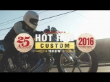 25th Anniversary YOKOHAMA HOT ROD CUSTOM SHOW 2016 Demo Reel