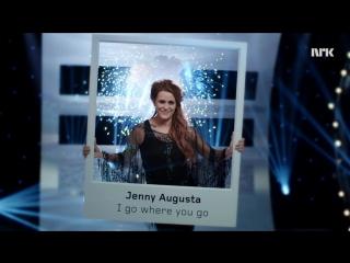 Jenny Augusta - «I Go Where You Go»