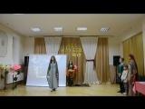 Роксолана Харевич у конкурсному завданн