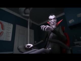 Дракула у стаматолога