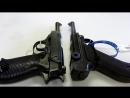 Zwei Pistolen - Немецкие пистолеты Второй Мировой - Люгер П08 и Вальтер П38