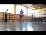Наталья Дьячкова бой по боксу Петрозаводск
