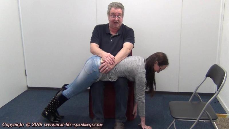 Real life spankings - Shirlys