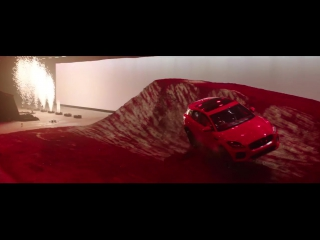 New Jaguar E-PACE | GUINNESS WORLD RECORDS™ Barrel Roll