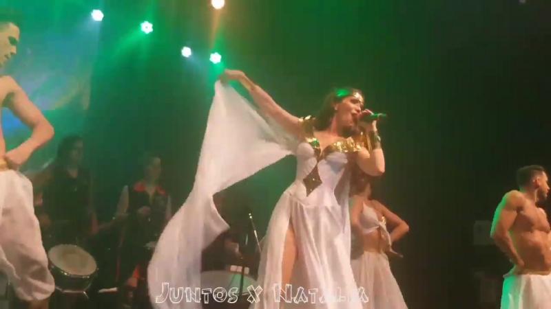 Natalia Oreiro Show en Fiesta Plop - Buenos AiresArgentina - 180817