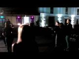 Ночная спонтанная анимация у ШЕКСПИРА, Гродно, 9.09.17, школа танцев Dance Art