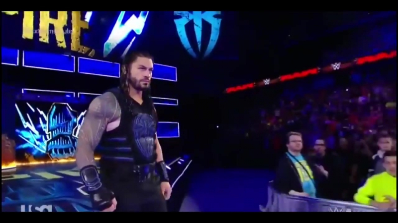 Roman Reigns and Seth vs Bray Wyatt and Samoa Joe Full Match - WWE Raw 22 May 2017
