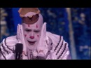 Puddles Pity Party: The Sad Clown Can't Handle Simon's Criticism | America's Got Talent 2017