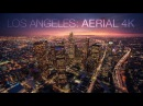 Los Angeles Cityscape Aerial 4K