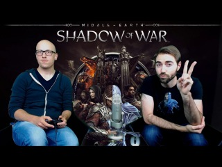 PS4\XBO - Middle-Earth: Shadow of War