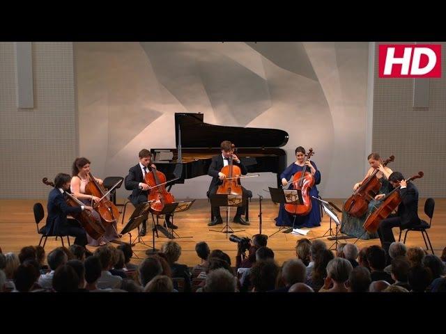 The Classe d'Excellence de Violoncelle - Marcia - Giovani Sollima