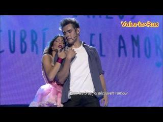 Violetta y Leon (Виолетта и Леон) - Ты Мне Нужен
