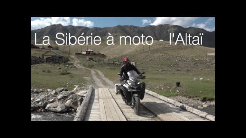 TRAVERSÉE DE LA SIBÉRIE A MOTO 1/5 ► 12.000 km ► english subs - by lolo cochet