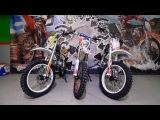 Подробный обзор питбайков Avantis 125cc