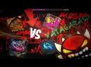 Yatagarasu!! | Trusta vs BlassCFB vs Surv vs Sunix!! - Geometry Dash!!
