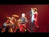 Queen &amp Adam Lambert - Under Pressure @ TD Garden Boston 0725