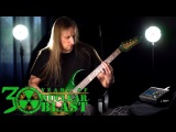 WINTERSUN - The Forest That Weeps (Summer) - Jari Guitar Playthrough (OFFICIAL)