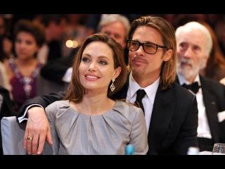 Анджелина Джоли и Брэд Питт сообщили о разводе