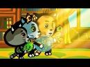 Мультики для малышей - Три котенка - Не обижай домашних животных (4 сезон | серия 4)