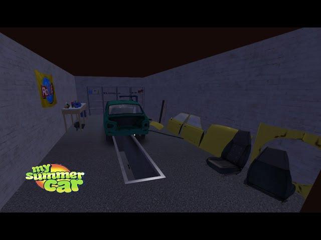 My Summer Car - ПОЧТИ СОБРАЛ