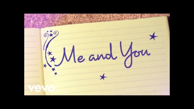 Me And You (from Austin Ally: Turn It Up) - Laura Marano (Official Lyric Video)