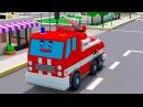 Пожарная Машина и Полицейская Машинка Мультики про МАШИНКИ Развивающие мультфи...