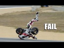 AMAZING FAIL CRASH COMPILATION OF MOTORCYCLE - BEST EVER COMPILATION