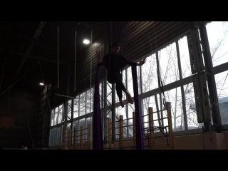 Воздушные полотна / Aerial silks / Aerial drop / Обрывы на полотнах
