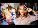 BACK TO SCHOOL покупки к школе 2017 ♡ канцелярия