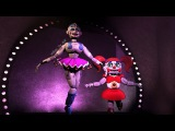 Five Nights At Freddy's CUTE Animations Compilation - SFM ANIMATED FNAF