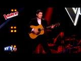 Elvis Presley Blue Suede Shoes David Thibault The Voice France 2015 Blind Audition