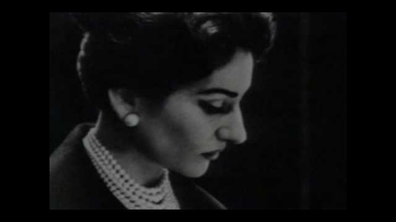 MarIa Callas-In quali eccessi, o Numi!...Mi tradi quell'alma ingrata-Mozart-Don Giovanni-INEDIT