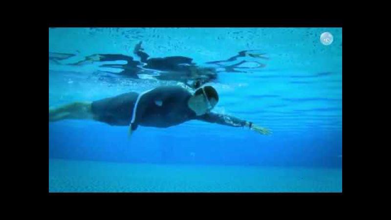Плавание кролем - как дышать просто и легко! gkfdfybt rhjktv - rfr lsifnm ghjcnj b kturj!