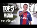 Le Top 5 de l'histoire du rap de Miami de Mehdi Maizi OKLM TV