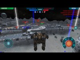 War Robots - MOON MAP - 25 March test server WR 2.9.0 (2.9.0.266)