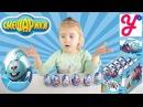 Смешарики и Зенит Специальная Футбольная Серия Киндеры Яйца с сюрпризами Smeshariki